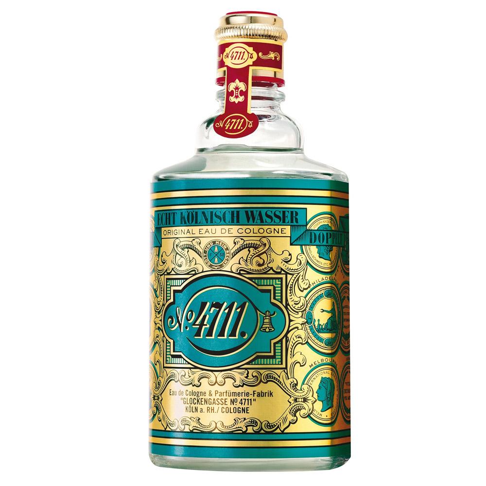 Original eau de Cologne 4711. R$63,00 (100 ml)