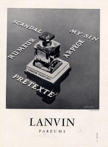 Vintage: Scandal extrait (Lanvin)