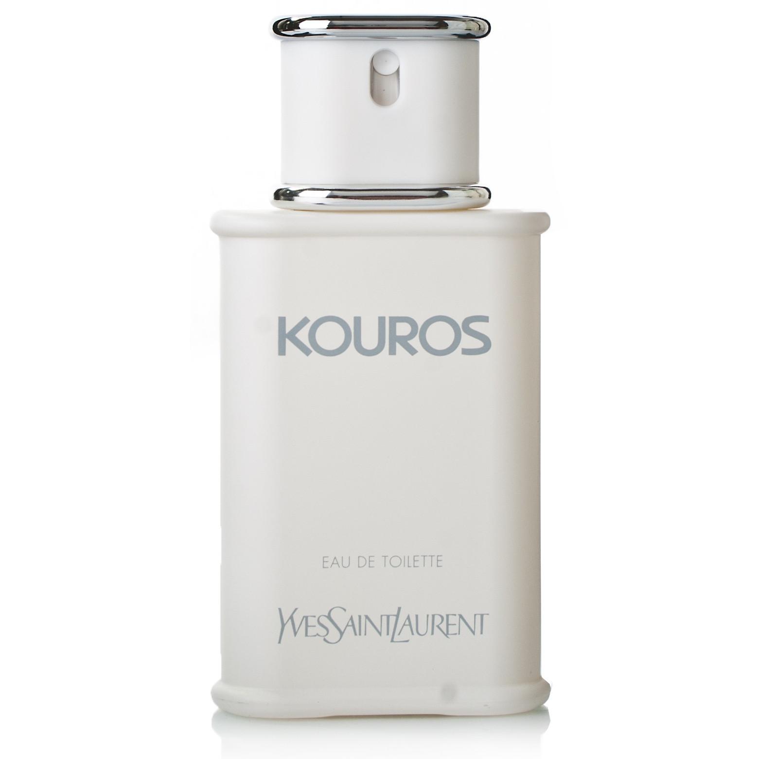 Kouros, Yves Saint Laurent.