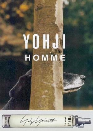 Resenha: Yohji Homme, Yohji Yamamoto — (Re)lançamento