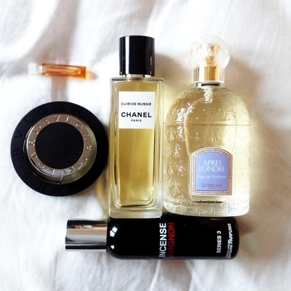 Perfumes para o inverno 2013