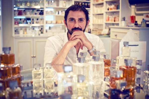 Entrevista exclusiva com o perfumista Francis Kurkdjian