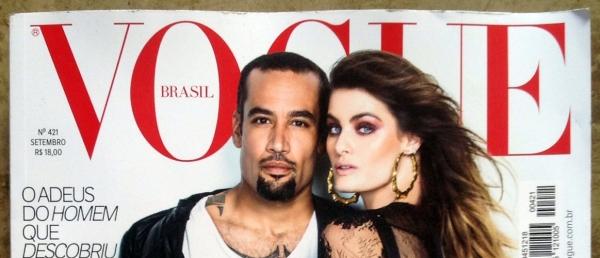 Texto para a Vogue está online!