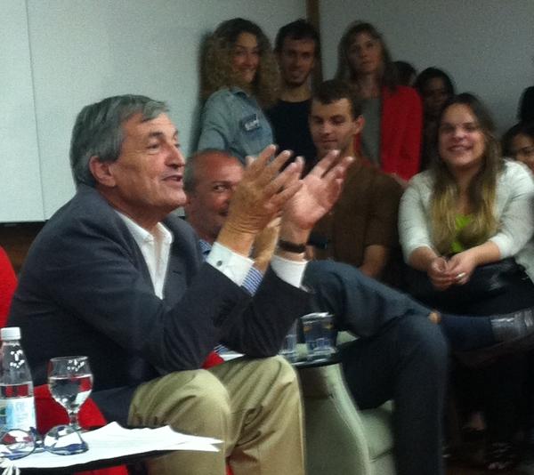 Jean-Claude Ellena em São Paulo: Um livro, Épice Marine e outras histórias