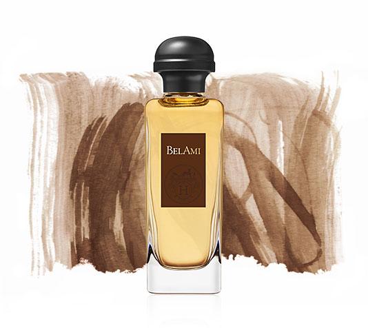 Resenha: o couro de Hermès Bel Ami e uma novidade: Bel Ami Vétiver